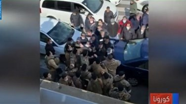 Popular Videos - Airport taxi drivers hold sit-in outside airport