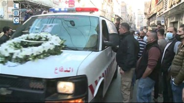 Popular Videos - Sit-in held in Bourj al-Barajneh to condemn killing of municipality policeman