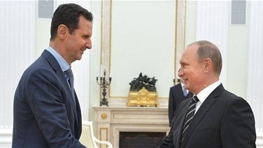 Putin, Assad discuss supplies of Russian COVID-19 vaccine to...