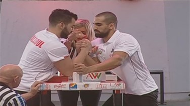 Final Lebanese Arm Wrestling 2017