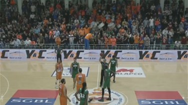 Latest Episodes in Lebanon - Homenetmen vs Sagesse