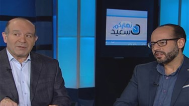 Mustapha Allouchl & serge dagher