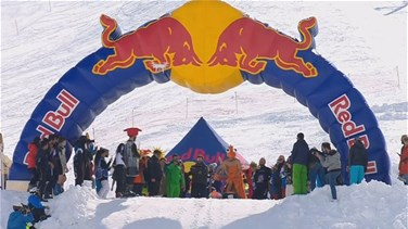 Red Bull Jump&Freeze 2019