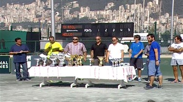 ATCL Tennis Open Final